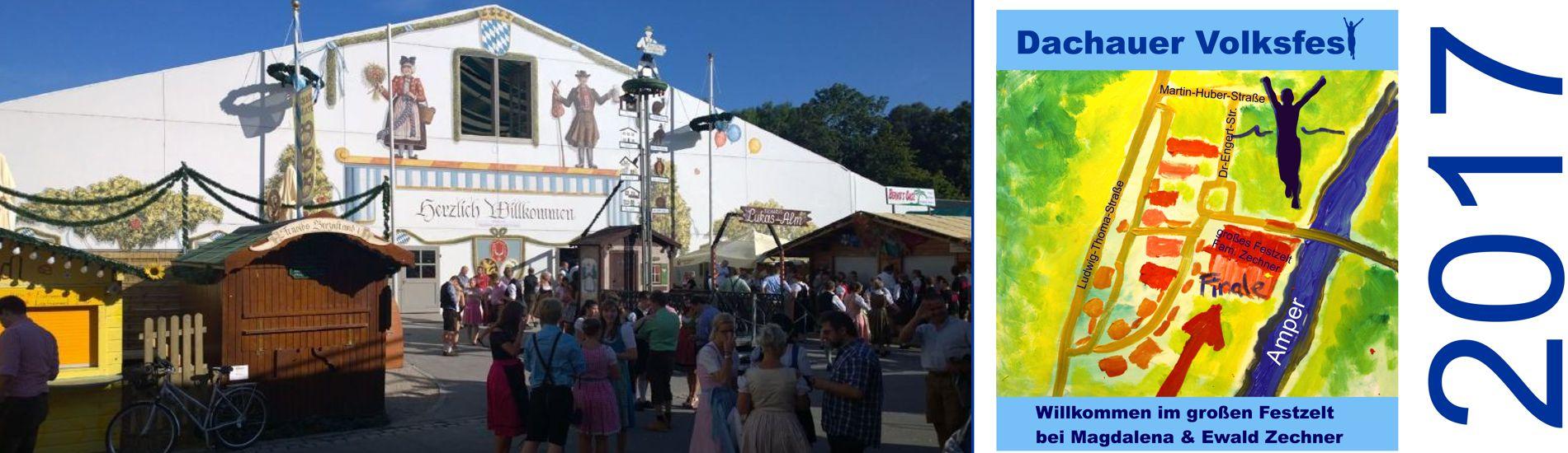 Dachauer Volksfest 2017
