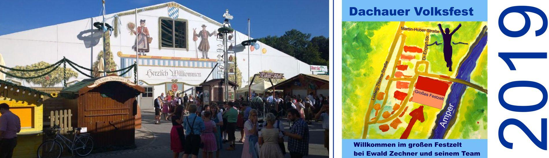 Dachauer Volksfest 2019